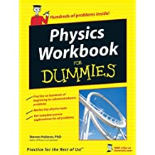 Physics Workbook For Dummies by Steven Holzner (2007-10-08)