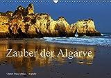 Zauber der Algarve (Wandkalender 2019 DIN A3 quer): Küstenlandschaften und Orte an der Felsenalgarve in leuchtenden Farben. (Monatskalender, 14 Seiten ) (CALVENDO Orte) - Günter Franz Müller Fotografie