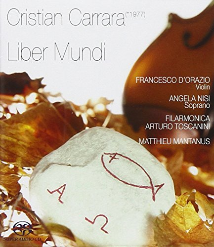 Liber Mundi-Recorded in Parma,Italy