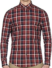 Ben Sherman - Camisa casual - Cuadrados - para hombre