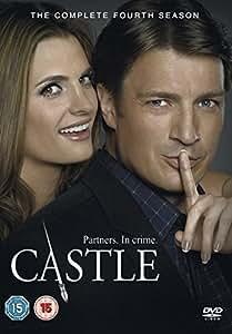 Castle - Season 4 [DVD]