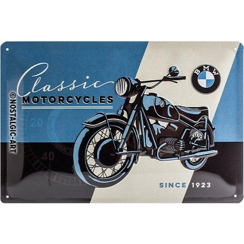 Nostalgic-Art 22233 BMW - Classic, Blechschild 20x30 cm -