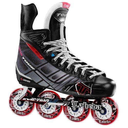 Tour Hockey bonelite 500Inline Hockey Skate, Herren, schwarz