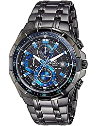 Casio Edifice Chronograph Black Dial Men's Watch - EFR-539BK-1A2VUDF (EX204)