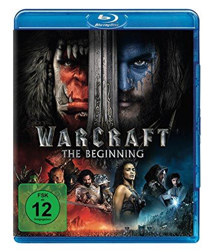 Preisvergleich Produktbild Warcraft: The Beginning [Blu-ray]