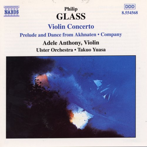 Glass, P.: Violin Concerto / C...