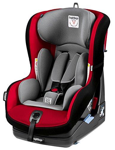 Peg Perego A5VSW8ROUG Autokindersitz Viaggio 0+/1 Switchable, rouge