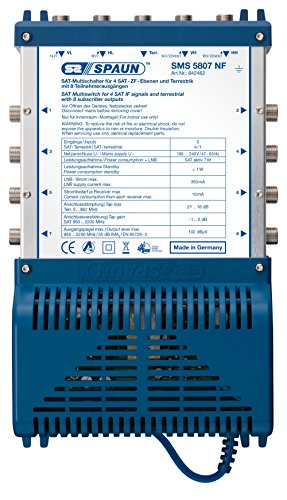 SPAUN SMS 5807 NF