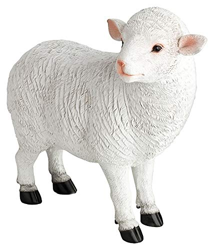 incubated 1PLUS - Decorative Figure for garden (Artificial Stone), design of Sheep
