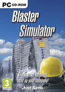 Blaster Simulator (PC CD)