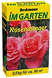 Amazon.de Pflanzenservice Beckmann Im Garten Rosendünger, 2,5 Kg-karton, Spezialdünger Für Rosen