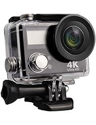 Stoga ST-V3 4K Wifi Deportes Acción Cámara 16MP 170 Grados Gran Angular HD Impermeable Videocámara