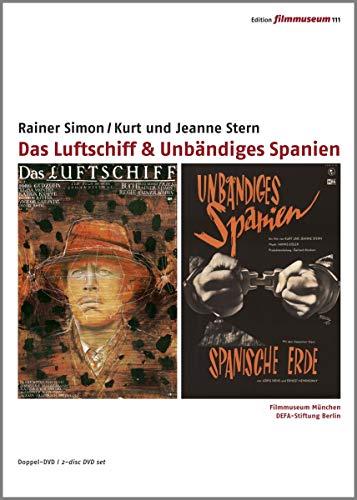 Das Luftschiff & Unbändiges Spanien [2 DVDs]