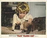 Darn che Cat-Poster Movie F 11 x 14 cm, 28 x 36 cm, motivo: Hayley Mills Dean Jones Dorothy Provine Neville Brand Elsa Lanchester Gorshin Frank