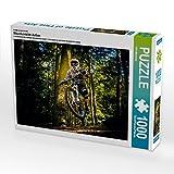 Ein Motiv aus dem Kalender Mountainbike Action 1000 Teile Puzzle quer