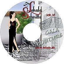 Lekala Schnitte Nr. 31 - Gala Couture
