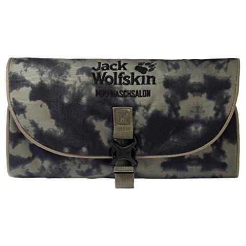 Jack Wolfskin mini-Waschsalon Campingsack, marmor-grün, 7L