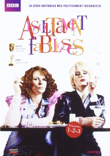 Absolutament Fabuloses (Temporades 1, 2 Y 3) [DVD] 51e6PAiwz0L