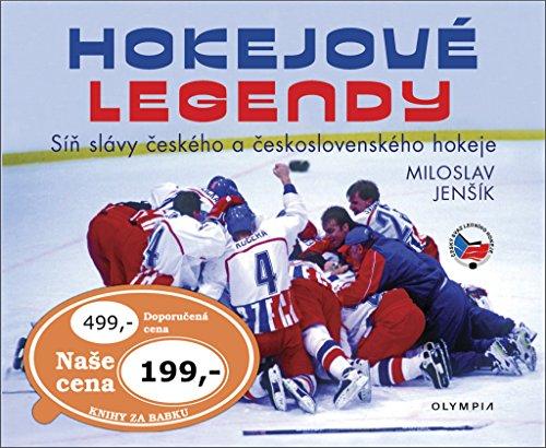 Hokejové legendy: Síň slávy českého a českolovenského hokeje (2014) - Olympia 2014