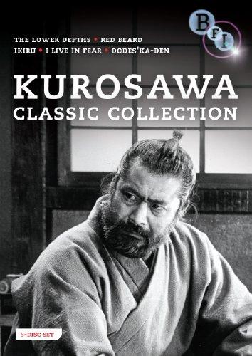 Kurosawa: Classic Collection [DVD] [UK Import] (Arbeit Schuppen)