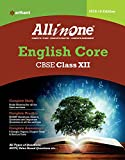CBSE All  In One English Core CBSE Class 12 for 2018 - 19
