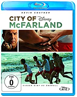City of McFarland [Blu-ray]