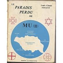 le paradis perdu de mu (tome 2)