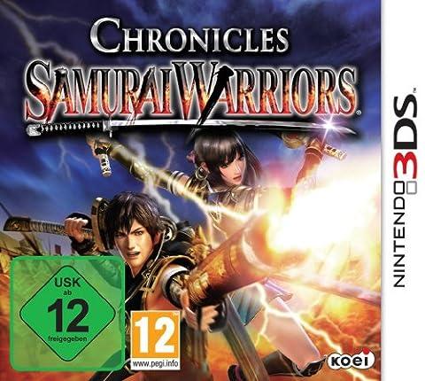Samurai Warriors : Chronicles [import