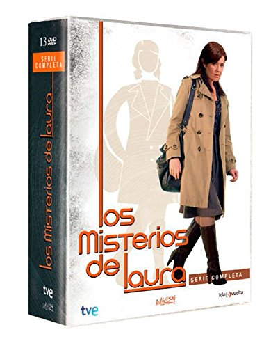 Preisvergleich Produktbild Los Misterios De Laura (Temporadas 1-3) [DVD]