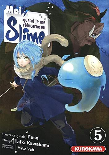 Moi, quand je me réincarne en slime - Tome 5 (5) par FUSE, Taiki KAWAKAMI, MITZ VAH