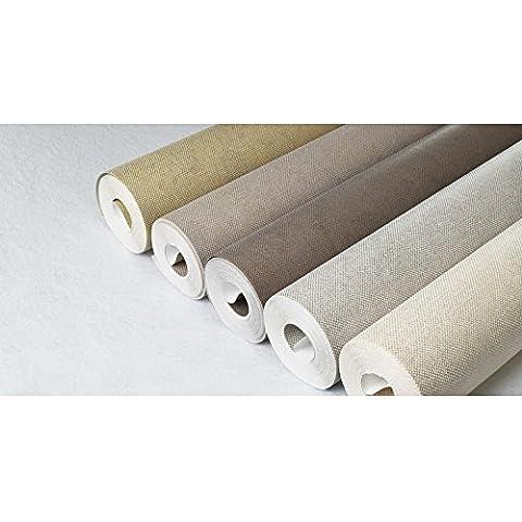 WEIAN Tinta Unita, Lino Vintage cinese carta da parati in tessuto non tessuto carta da parati moderno minimalista soggiorno camera da letto completa di adesivi e caldo, Only the wallpaper,