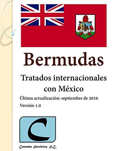 Bermudas - Tratados Internacionales con México