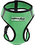 OxGord Pet Control Geschirr für Hunde & Katzen Easy Halsband Soft Walking, X-Large, Hunter Green