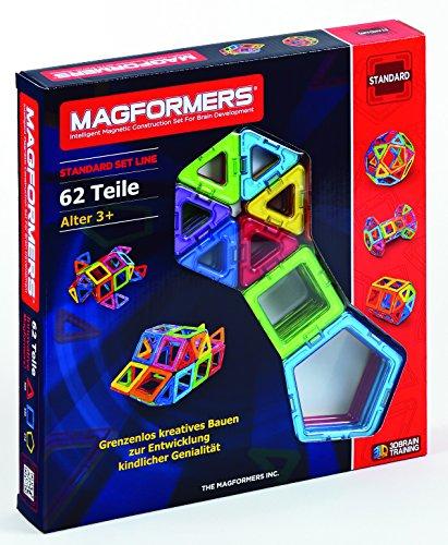 Unbekannt Magformers 274-09 Konstruktionsspielzeug -