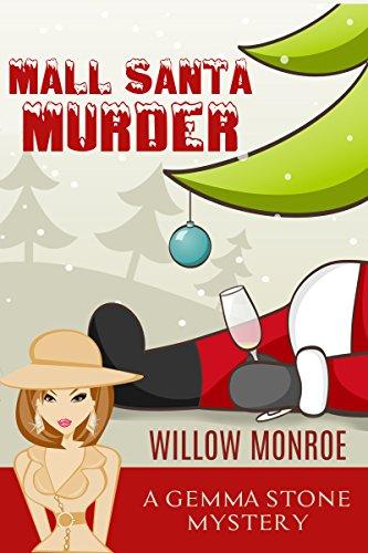 Mall Santa Murder (Gemma Stone Cozy Mystery Book 2) (English Edition)