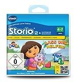 Vtech 80-230604 - Lernspiel Dora (Storio 2, Storio 3S)