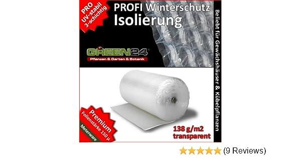 Green24 Pro3 Luftpolsterfolie Isolierfolie Noppenfolie Premium