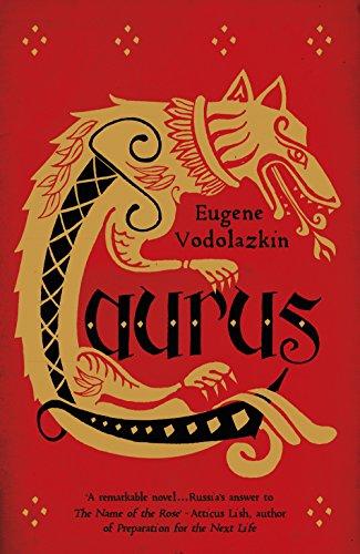 Laurus por Eugene Vodolazkin