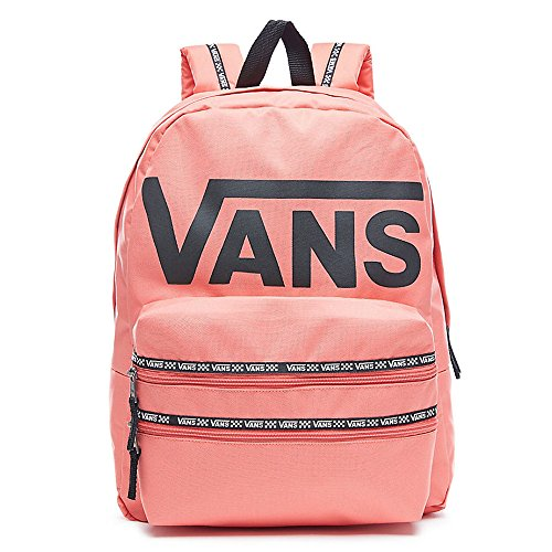 Vans Sac à dos loisir, Spiced Coral (Orange) -...