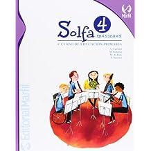 Solfa música 4º primaria (Educación Primaria) - 9788426813077