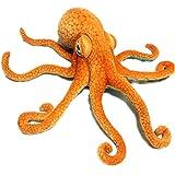 TONGTONG Octopus Plüsch Spielzeug Puppe Stuffed Toys Baby Kissen Kissen Sofa-Zimmer-Dekor für Kinder Baby Junge Mädchen präsentiert