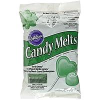 Wilton Candy Melts grün, 1er Pack (1 x 340 g)