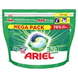 Ariel 3in1 Pods Original Washing Liquid Capsules 55 Washes, Extraordinary Cleaning, Cleans, Lifts Stains, Brightens