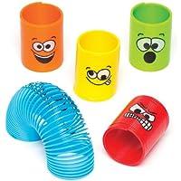 Mini-molle con Faccette Perfette da Regalare alle Feste dei Bambini per Giocarci (confezione da 6)