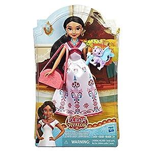 Hasbro Disney Elena de Avalor c1812eu4-Baby adlopard, muñeca