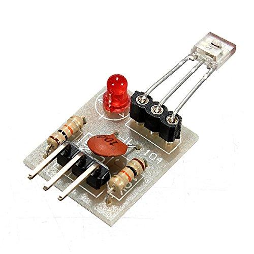 Laserempfänger ohne Modulator für Arduino, 2 Stück A/v-modulator