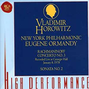 High Performance - Horowitz (Live Carnegie Hall 08.01.1978)