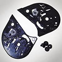 HJC HJ-07 Gear Plate / Ratchet Set,for CL-14,FG-14,CL-MAX,AC-11, Bike Racing Motorcycle Helmet Accessories - Made in Korea by HJC Helmets