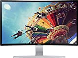 Samsung S27D590C 68,58 cm (27 Zoll) Monitor (HDMI, D-Sub, 4ms Reaktionszeit, 1920 x 1080 Pixel) schwarz