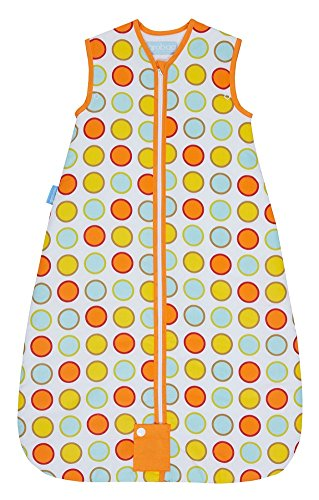 Grobag Travel Sleeping Bag - Join The Dots 6-18 Months Summer 1.0 Tog